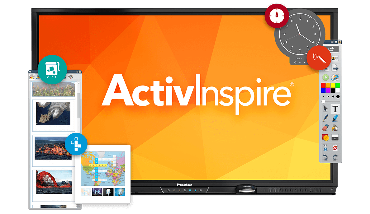 Программное обеспечение ActivInspire